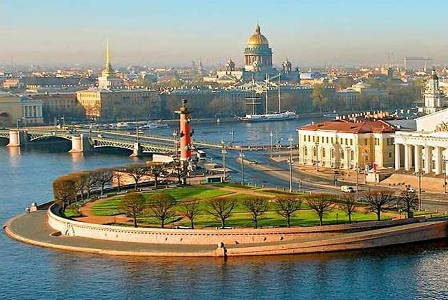 St.Petersburg's tour